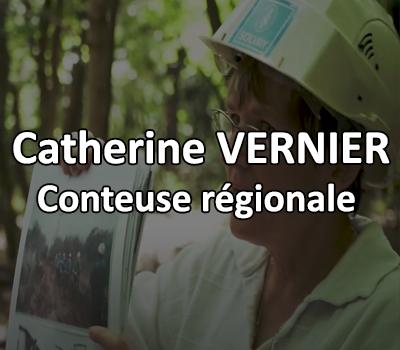 Catherine VERNIER, Conteuse du patrimoine