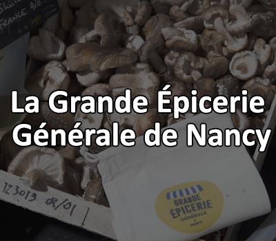 La Grande Epicerie Générale de Nancy