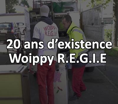 WOIPPY R.E.G.I.E  fête ses 20 ans