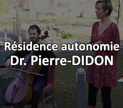 Résidence autonomie Dr Pierre DIDON